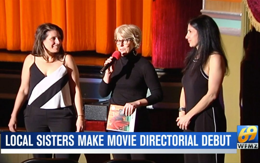Local sisters make movie directorial debut